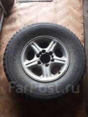 Dunlop Grandtrek SJ5. Всесезонные, износ: 30%, 1 шт