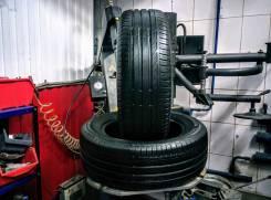 Bridgestone Turanza T001. Летние, износ: 10%, 2 шт