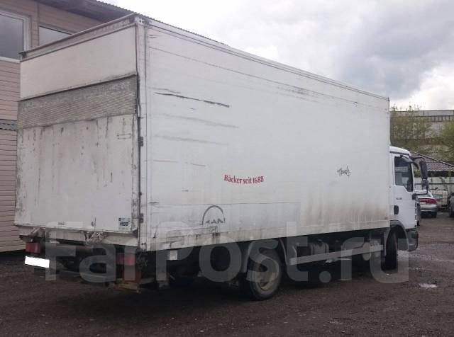 MAN TGL. Грузовой фургон рефрижератор Man TGL 7.150, 4 580 куб. см., 4 000 кг.