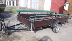Продам новый прицеп ДЛЯ Снегоходов, Лодок, Квадроциклов. Г/п: 580 кг., масса: 168,00кг.