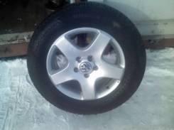 Оригинальные Диски Volkswagen Touareg ( шины nokian hakka utility). 8.0x17 5x120.00 ET50 ЦО 65,1мм.