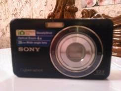 Sony Cyber-shot DSC-W310. 10 - 14.9 Мп, зум: 4х
