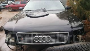 Audi A8. Продам птс с железом комплект audi a8 d2 2000г черный без налога