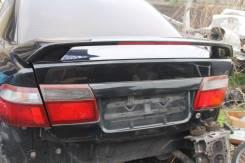 Крышка богажника со сполером Mazda Cappella 99г. Mazda Capella, GFEP Двигатель FSZE