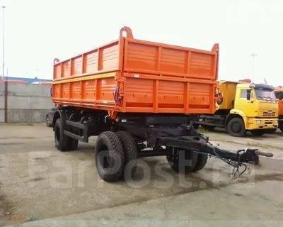 Сзап 8551. Нефаз 8551-10-02М (аналог СЗАП 8551 02М), 12 000 кг.