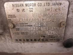 АКПП. Nissan Sunny, FB14 Двигатель GA15DE