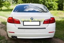 Накладка на бампер. BMW X3