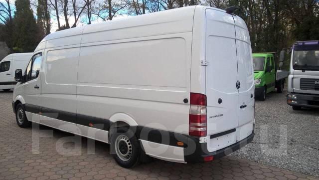 Mercedes-Benz Sprinter 316 CDI. Продажа коммерческого транспорта из Европы в Краснодаре, 2 178 куб. см., 3 500 кг.