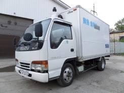 Isuzu Elf. Isuzu ELF изотермический фургон, 4 300 куб. см., 2 500 000 кг.
