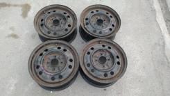 Nissan. 6.0x15, 4x114.30, ЦО 66,1мм.