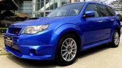 Обвес кузова аэродинамический. Subaru Forester, SH5, SHJ, SH9, SH. Под заказ