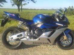 Honda CBR 1000. 998 куб. см., исправен, птс, с пробегом