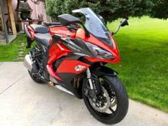 Kawasaki Ninja 1000. 1 000 куб. см., исправен, без птс, без пробега. Под заказ