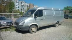 ГАЗ 2705. Продам микроавтобус , 2 300 куб. см., 1 500 кг.