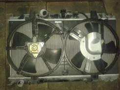 Радиатор охлаждения двигателя. Nissan Primera, RP12, TNP12, TP12, WTNP12, P12, WRP12, WTP12 Двигатели: QR20DE, QR25DD