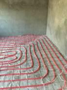 Установка Отопление водоснабжение (тёплый пол)