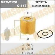 Фильтр масляный (элемент) O-117 0415240060