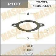 Прокладка термостата Masuma P103 1632570020,1632570021