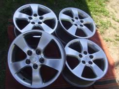 Toyota. 6.5x16, 5x114.30, ET50, ЦО 60,1мм. Под заказ