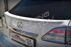Спойлер. Lexus RX350 Lexus RX450h, GYL15, GYL15W, GGL15, GYL10W, GYL16W Lexus RX270 Двигатель 2GRFXE