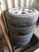 Bridgestone Dueler H/P Sport AS. Летние, 2012 год, износ: 10%, 4 шт