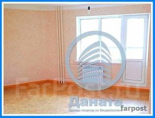 2-комнатная, улица Адмирала Смирнова 14. Снеговая падь, агентство, 55 кв.м. Комната
