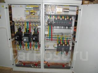 Монтаж электрощитового оборудования.