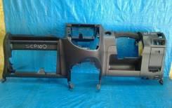 Панель приборов. Toyota Ractis, NCP100, SCP100, NCP105 Двигатели: 1NZFE, 2SZFE