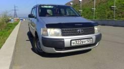 Toyota Probox. механика, передний, 1.4 (72 л.с.), дизель, 170 000 тыс. км