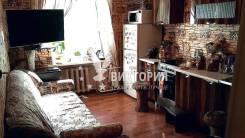 1-комнатная, улица Кирова 103а. 17й км, агентство, 37 кв.м. Кухня