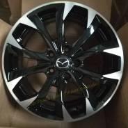 Mazda. 7.0x17, 5x114.30, ET50, ЦО 67,1мм.