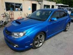 Subaru Impreza WRX STI. GRB, 207