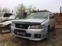 Nissan Avenir. W11, SR20 QG18