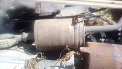 Глушитель. Toyota Hiace, KZH106W Двигатель 1KZTE