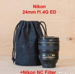 Nikon 24mm f1.4