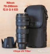 Nikon 70-200 f2.8 II