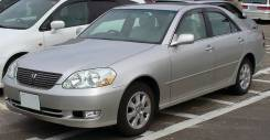 Toyota Mark II. Продам ПТС с кузовом авто Toyota mark 2