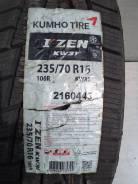 Kumho I'Zen KW31. Зимние, без шипов, 2014 год, без износа, 4 шт