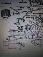 Сервопривод заслонок печки. Toyota Mark II, JZX105, JZX100, GX90, GX100, JZX90, LX90, JZX101, JZX91, LX100, JZX93, SX90 Двигатели: 2LTE, 2JZGE, 4SFE...