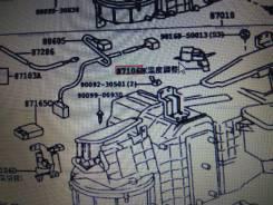 Сервопривод заслонок печки. Toyota Mark II, JZX105, JZX100, GX100, JZX101, LX100 Двигатели: 2LTE, 1JZGTE, 1JZGE, 1GFE, 2JZGE