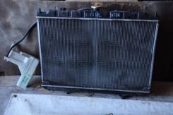 Радиатор охлаждения двигателя. Nissan X-Trail, NT30