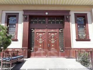 Изготовление ворота, двери, решетки, лестницы, заборы из металла