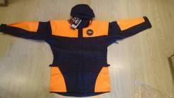 Штормовая куртка и комбинезон K2 Red Fox МЧС России