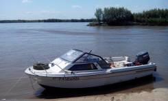 Yamaha FR-17. Год: 1994 год, длина 5,20м., двигатель подвесной, 60,00л.с., бензин