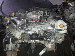Двигатель в сборе. Subaru Legacy, BE5 Subaru Legacy Grand Wagon, be5, BE5 Двигатель EJ206