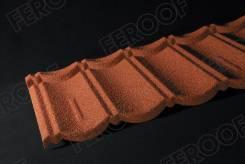 Композитная черепица FEROOF профиль RIO