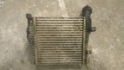 Радиатор интеркулера. Porsche Cayenne