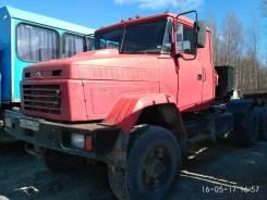 Краз 6446. Продам седельный тягач КРАЗ 6446, 13 000 куб. см., 18 000 кг.