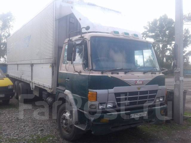 Hino FR. Продается грузовик , 16 745 куб. см., 18 210 кг.