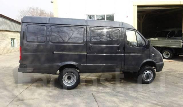 ГАЗ Газель Бизнес. ГАЗ 27057 Газель-Бизнес, ЦМФ, 2 800 куб. см., 1 350 кг.